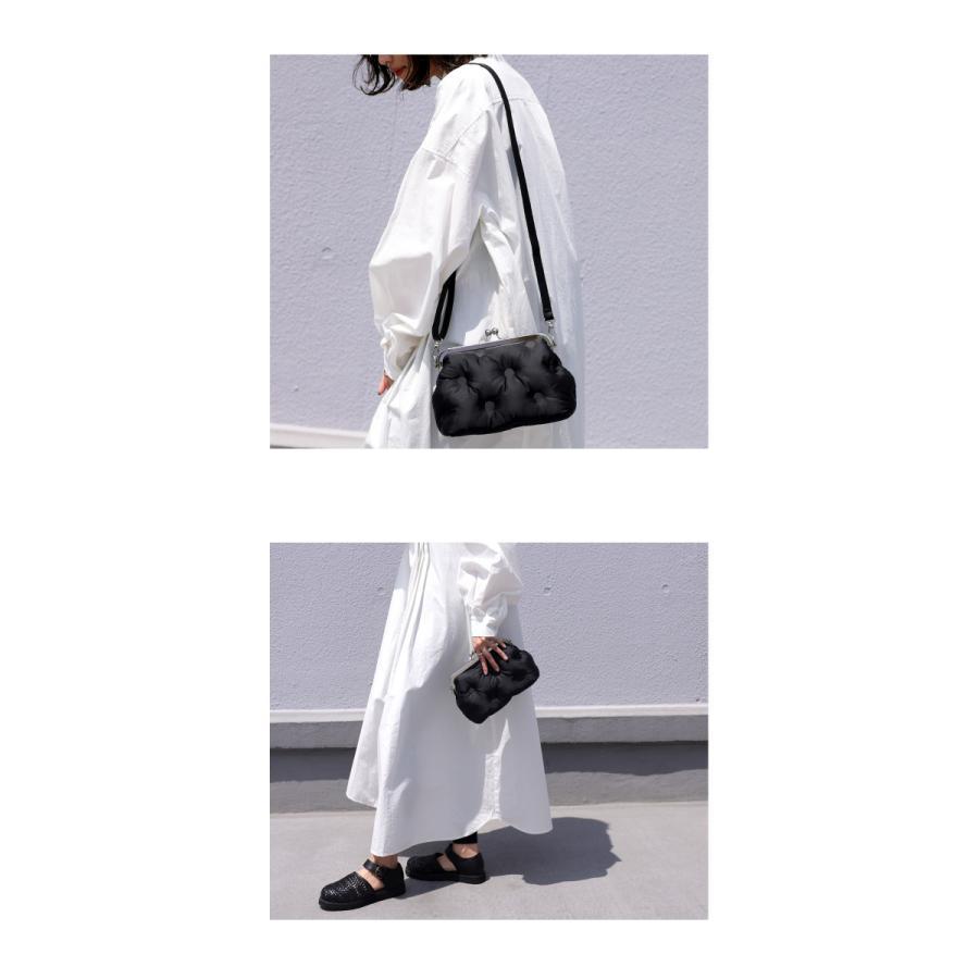 がま口クッションバッグ バッグ レディース 鞄 送料無料・5月10日0時〜再販。メール便不可 母の日|antiqua|04