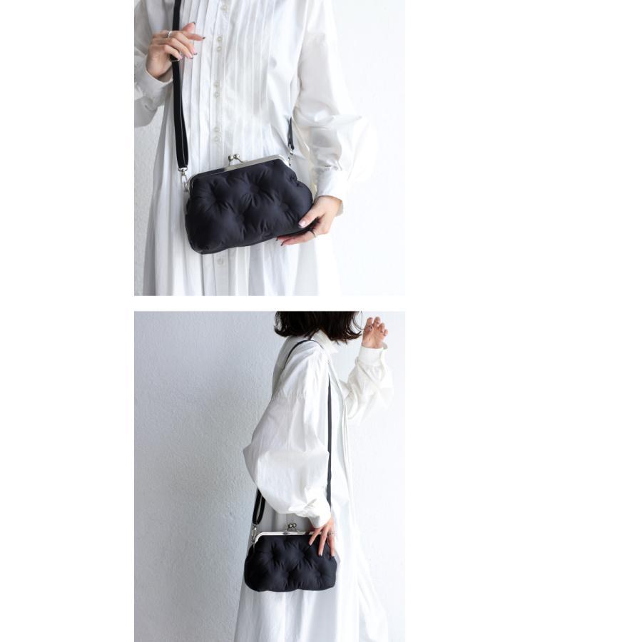 がま口クッションバッグ バッグ レディース 鞄 送料無料・5月10日0時〜再販。メール便不可 母の日|antiqua|08