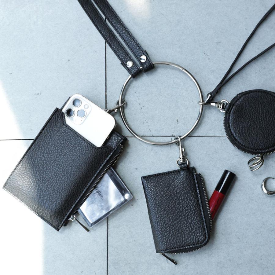 3連リストレットバッグ バッグ 鞄 ショルダーバッグ・メール便不可 antiqua