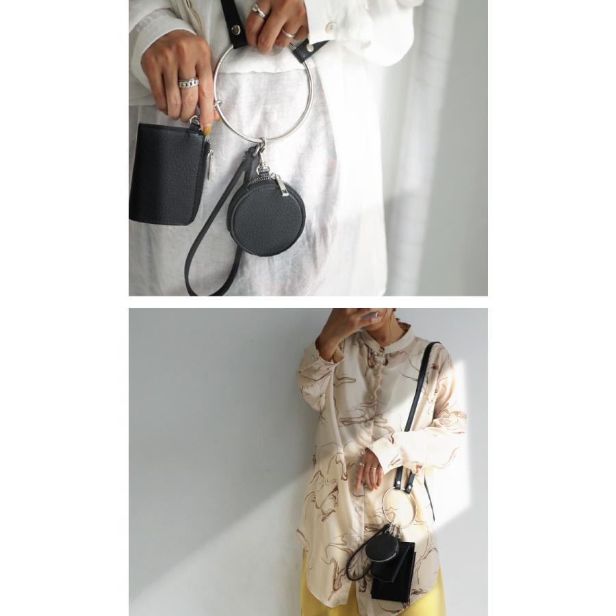 3連リストレットバッグ バッグ 鞄 ショルダーバッグ・メール便不可 antiqua 14