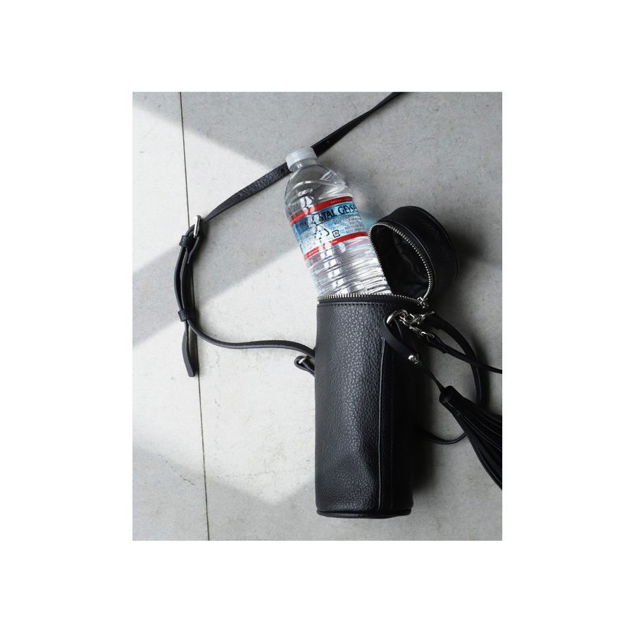 ボトルホルダー ボトルバッグ 鞄 肩掛け 手提げ ペットボトル・8月9日10時〜発売。メール便不可|antiqua|03