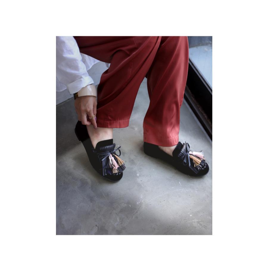 モカシン タッセル シューズ 靴 モカシンシューズ 送料無料。メール便不可 母の日 antiqua 12