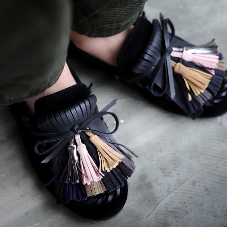 モカシン タッセル シューズ 靴 モカシンシューズ 送料無料。メール便不可 母の日 antiqua 14