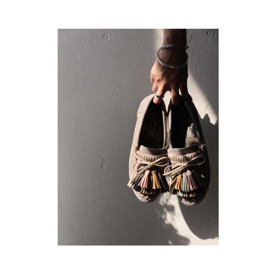 モカシン タッセル シューズ 靴 モカシンシューズ 送料無料。メール便不可 母の日 antiqua 07
