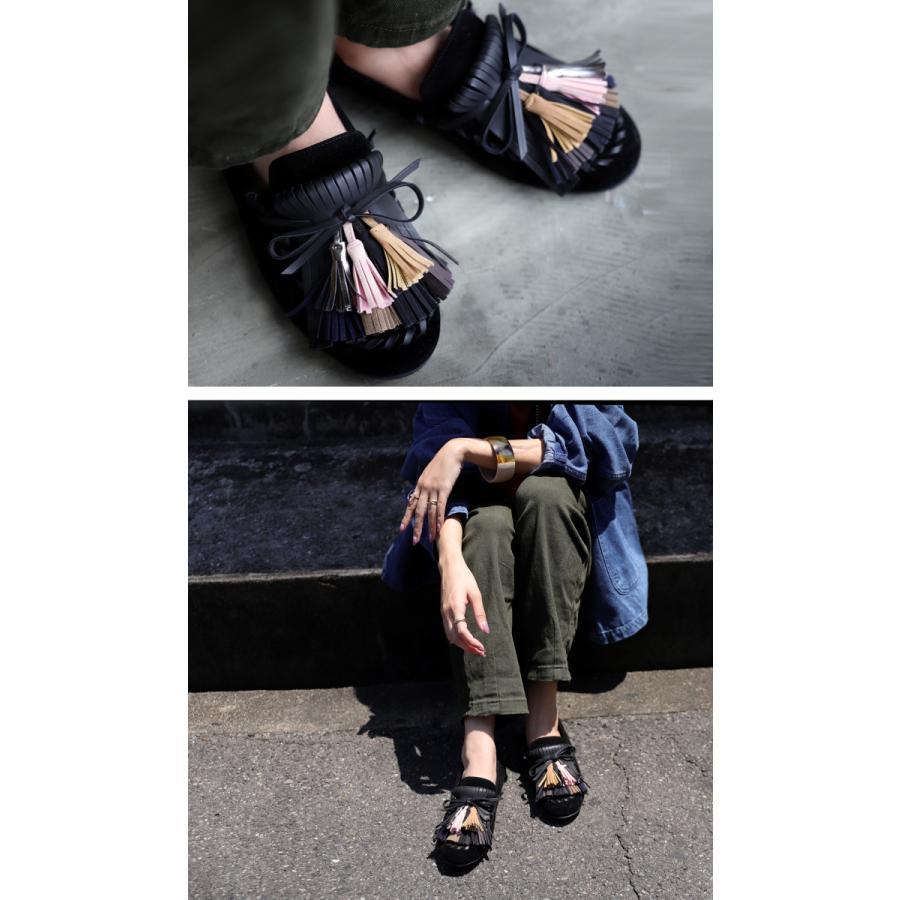 モカシン タッセル シューズ 靴 モカシンシューズ 送料無料。メール便不可 母の日 antiqua 10