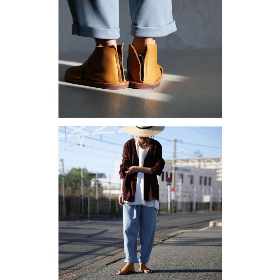 日本製、本革、足を包む柔らかい革。本革クロスサンダル 送料無料・4月30日0時〜再再販。メール便不可 母の日 antiqua 06