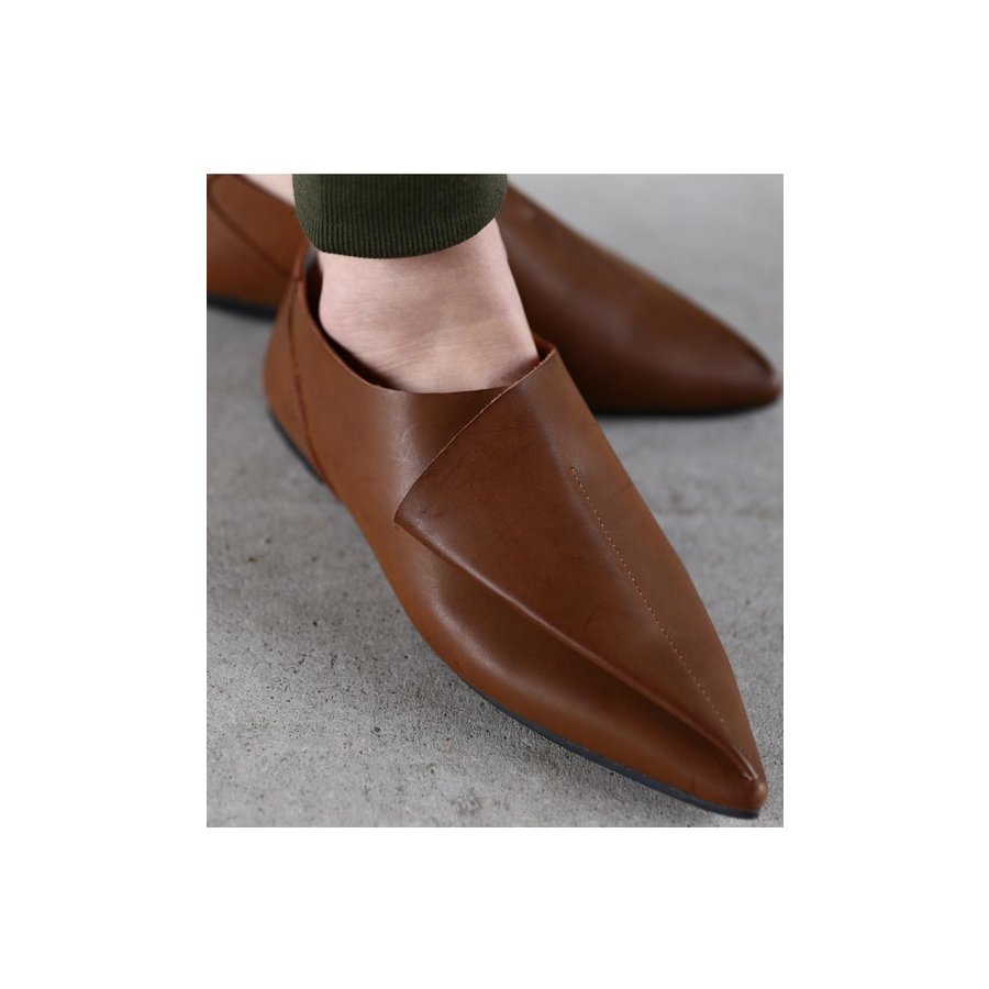 ポインテッドトゥシューズ 靴 パンプス 痛くない 送料無料。メール便不可 母の日|antiqua|19