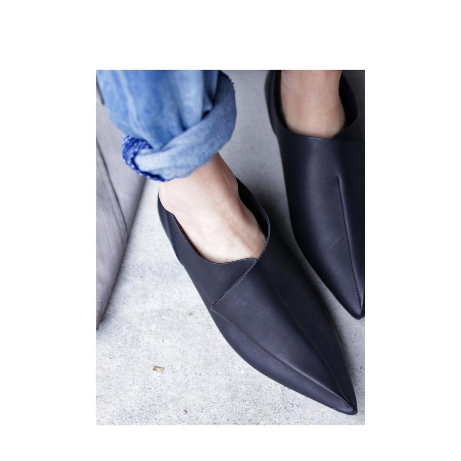 ポインテッドトゥシューズ 靴 パンプス 痛くない 送料無料。メール便不可 母の日|antiqua|03