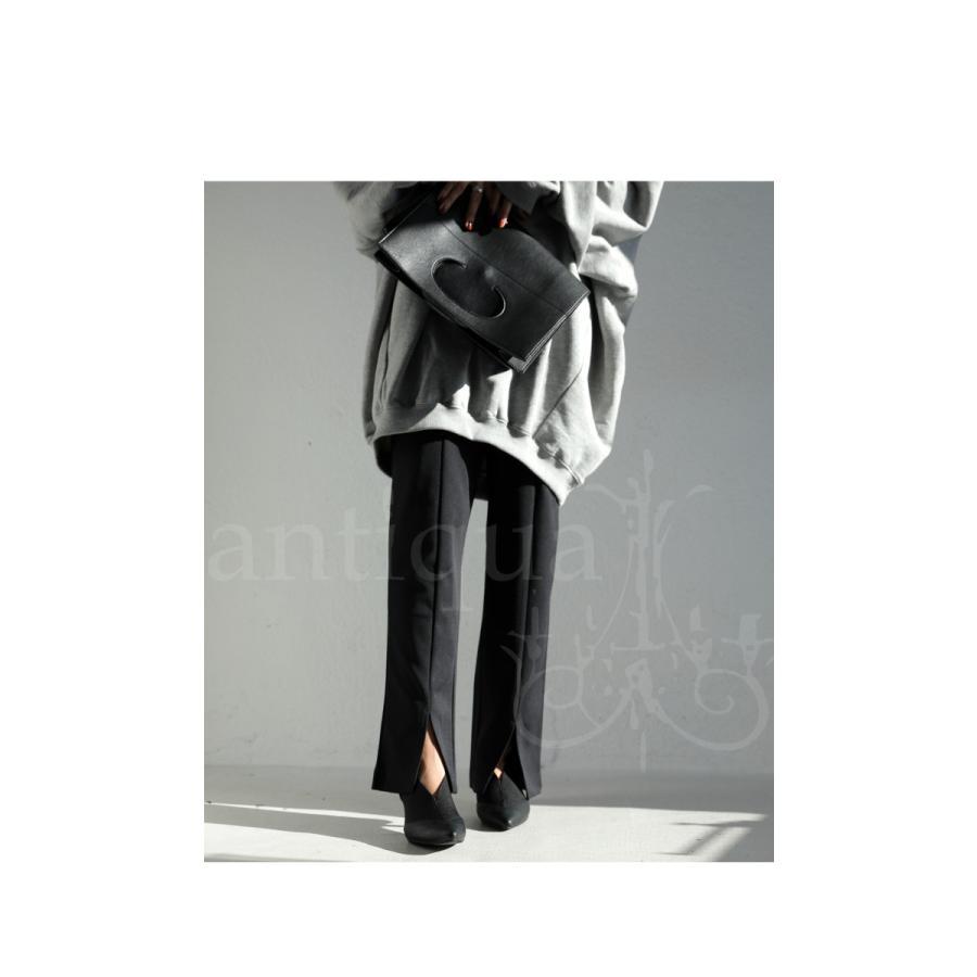靴 シューズ パンプス レディース S M L LL ローヒール ゴアパンプス 送料無料・再販。メール便不可|antiqua|09