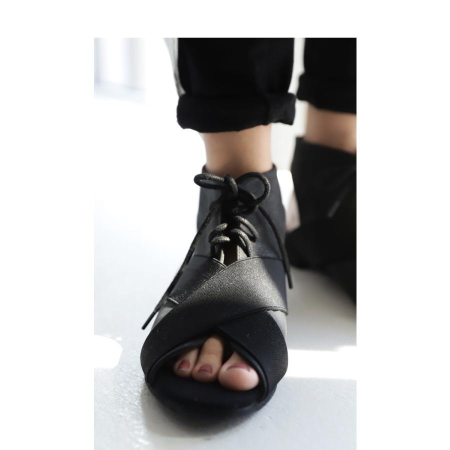 靴 サンダル レディース ゴアサンダル レースアップ レザーゴアサンダル・再販。メール便不可 母の日|antiqua|11