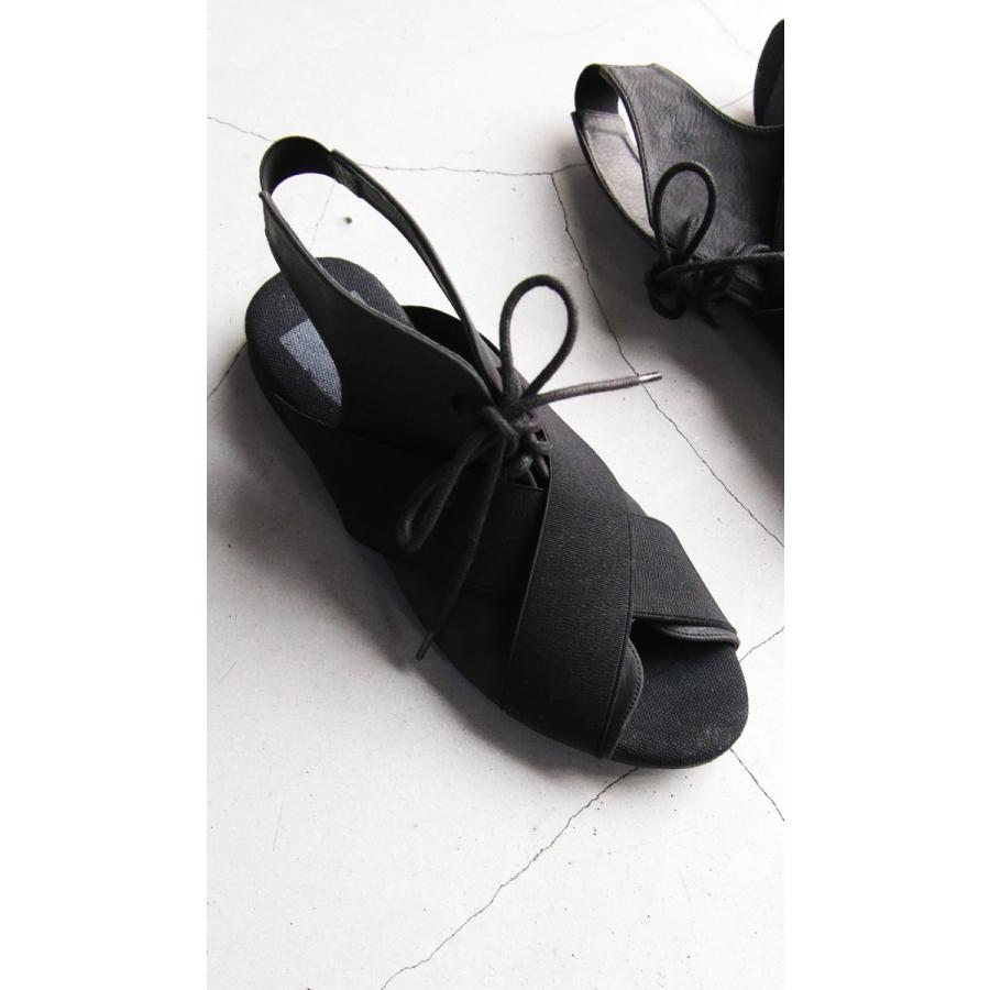 靴 サンダル レディース ゴアサンダル レースアップ レザーゴアサンダル・再販。メール便不可 母の日|antiqua|13
