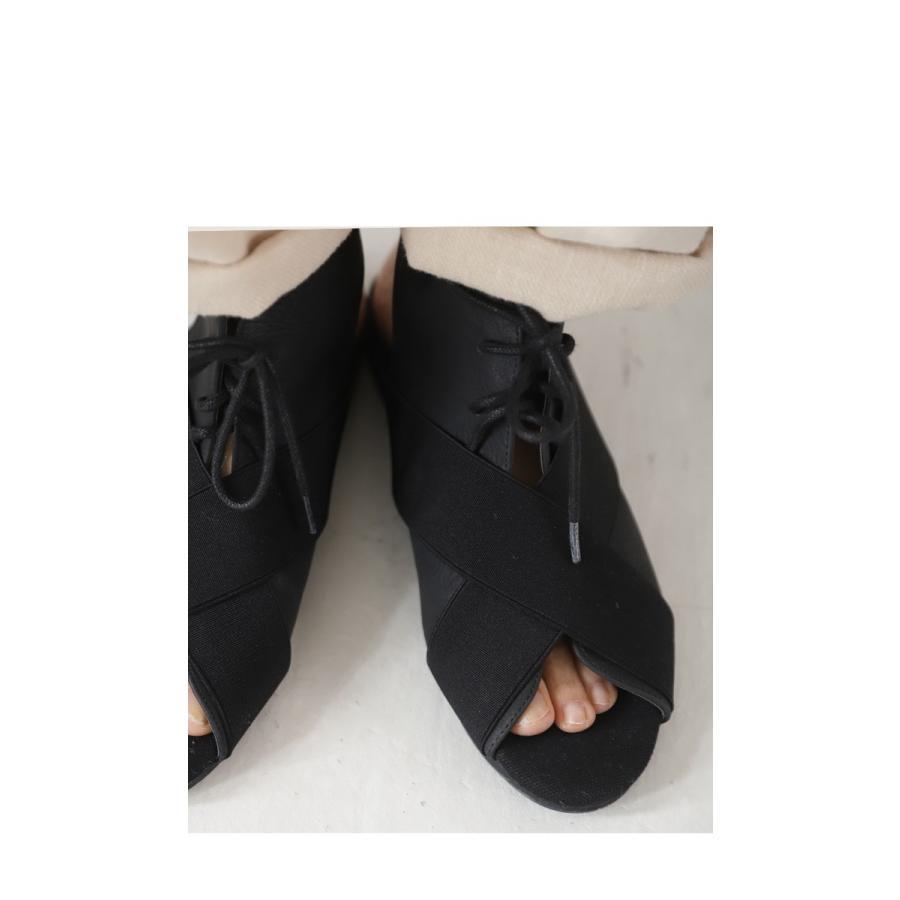 靴 サンダル レディース ゴアサンダル レースアップ レザーゴアサンダル・再販。メール便不可 母の日|antiqua|14