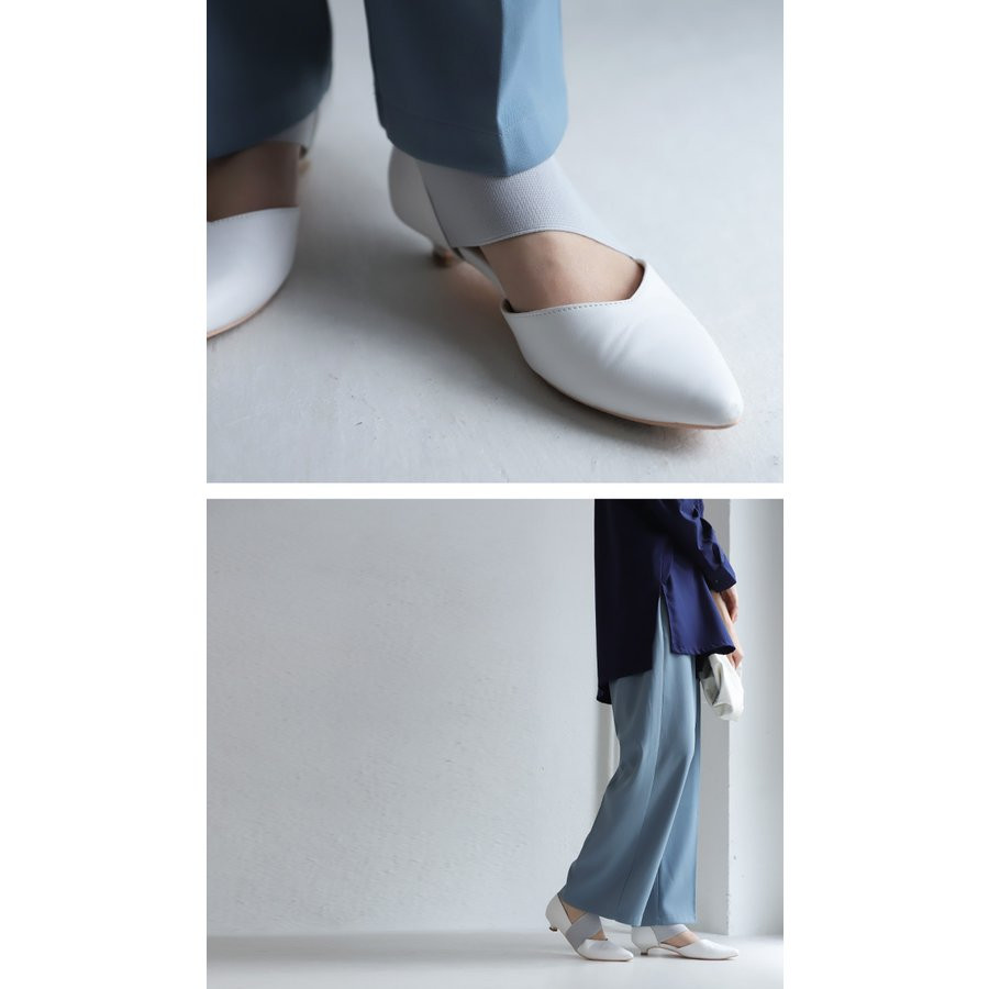 ゴアパンプス パンプス 靴 痛くない 歩きやすい 送料無料・メール便不可 antiqua 15