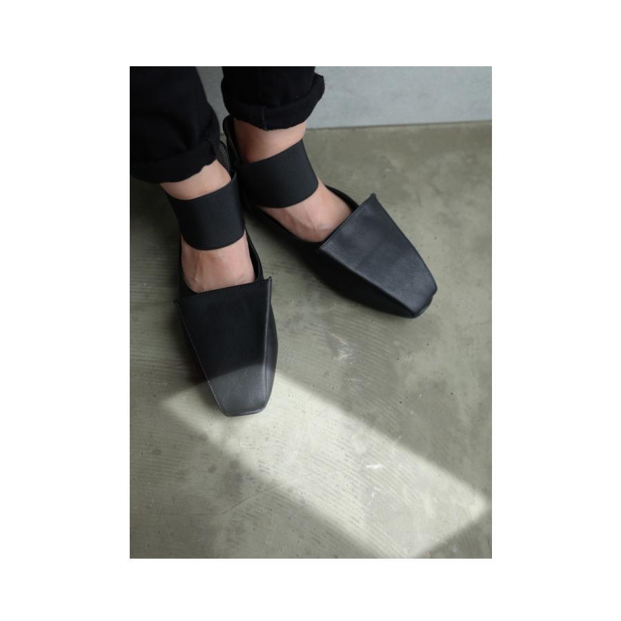 ゴアフラットシューズ 靴 レディース パンプス 送料無料・メール便不可|antiqua|05