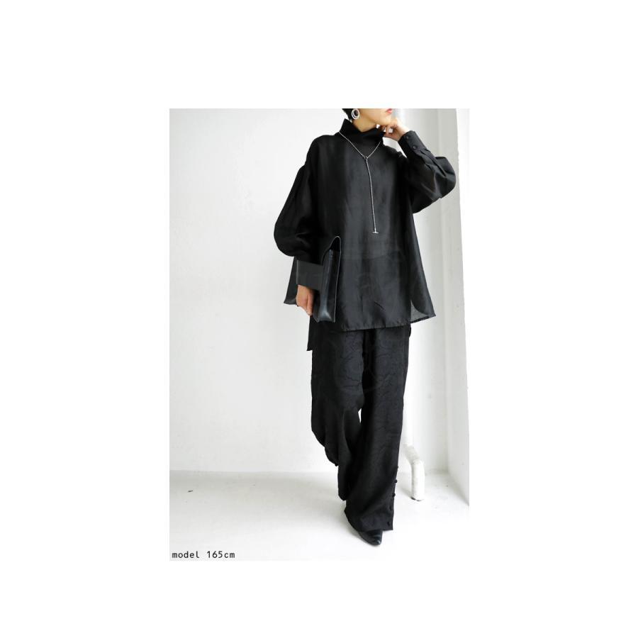 バックデザインシャツ シャツ レディース トップス 送料無料・再再販。100ptメール便可|antiqua|10