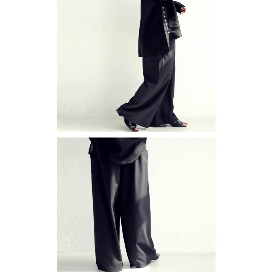 ポケットデザインパンツ パンツ レディース ロング 送料無料・再再販。メール便不可|antiqua|04