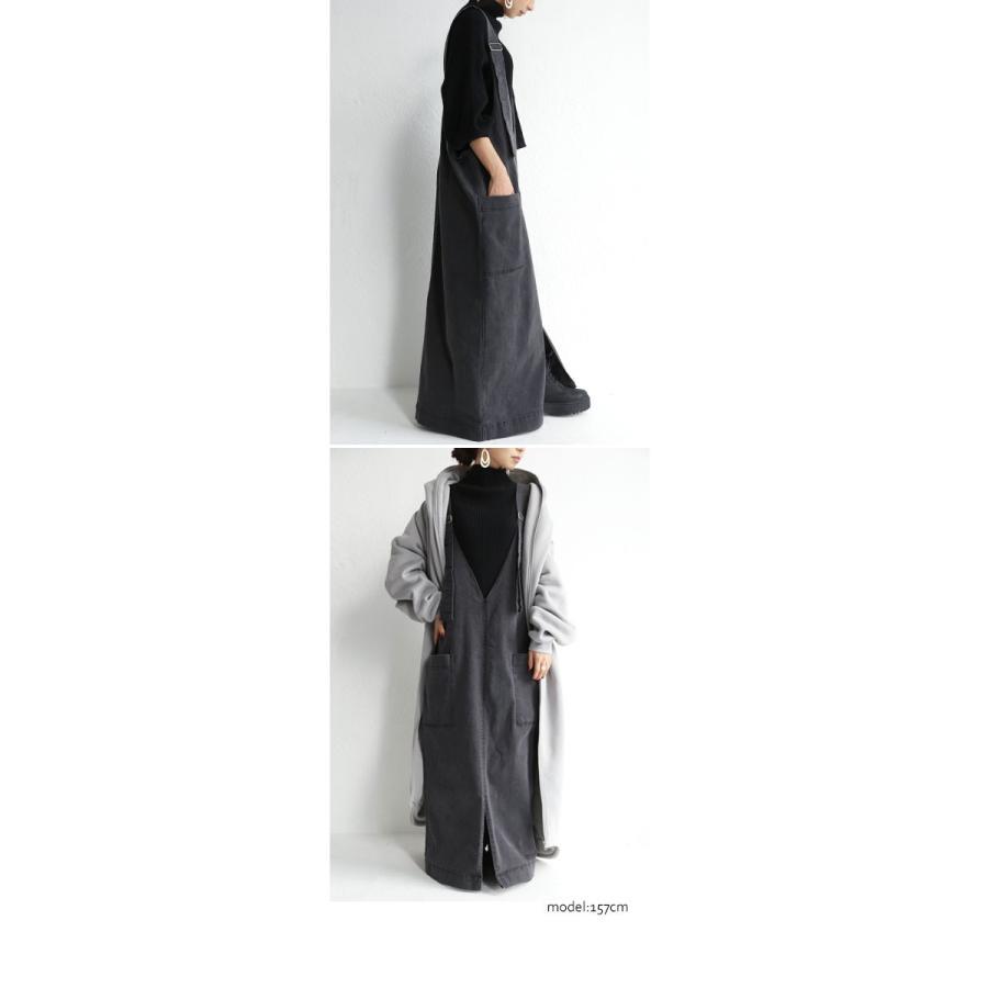 大人気商品!再入荷予定あり(再入荷ボタン登録でメールでお知らせ)デニムサロペスカート スカート レディース ボトムス 送料無料・再再販。メール便不可|antiqua|09
