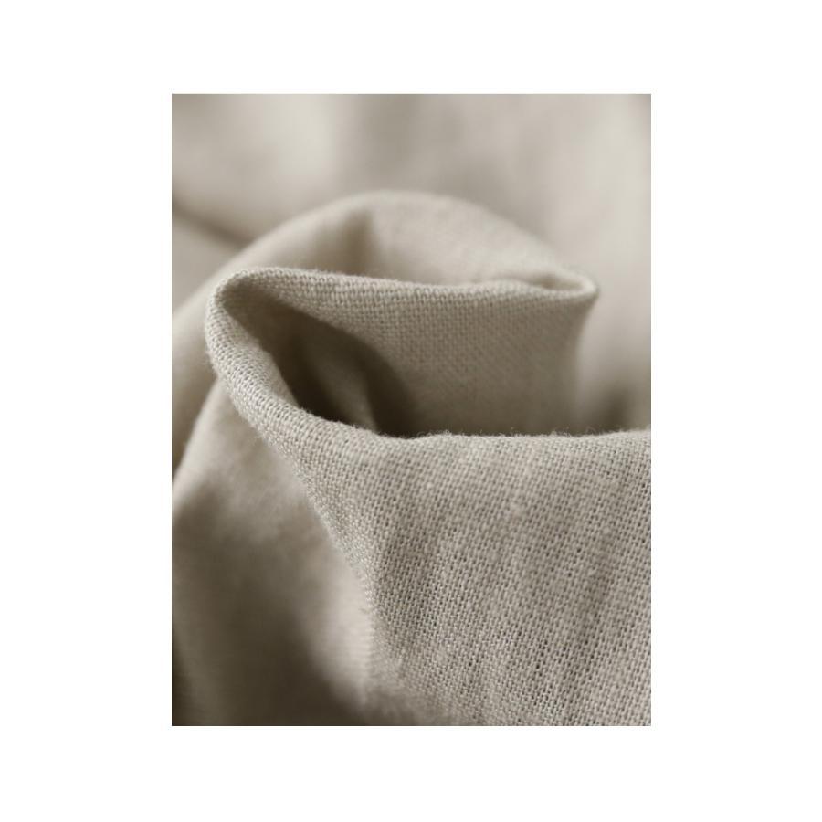 麻混ワイドパンツ パンツ レディース ボトムス 送料無料・4月5日0時〜再販。メール便不可 母の日|antiqua|11