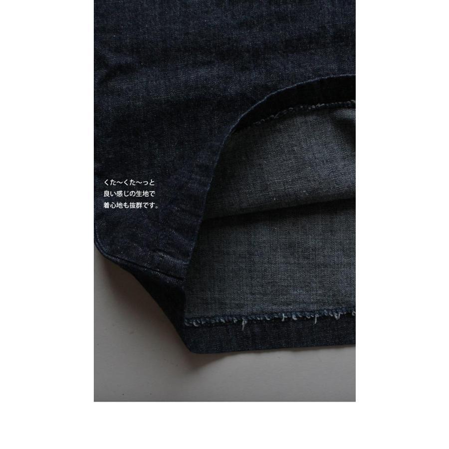 デニムオールインワン サロペット レディース 綿 送料無料・9月9日10時〜再再販。メール便不可 antiqua 12