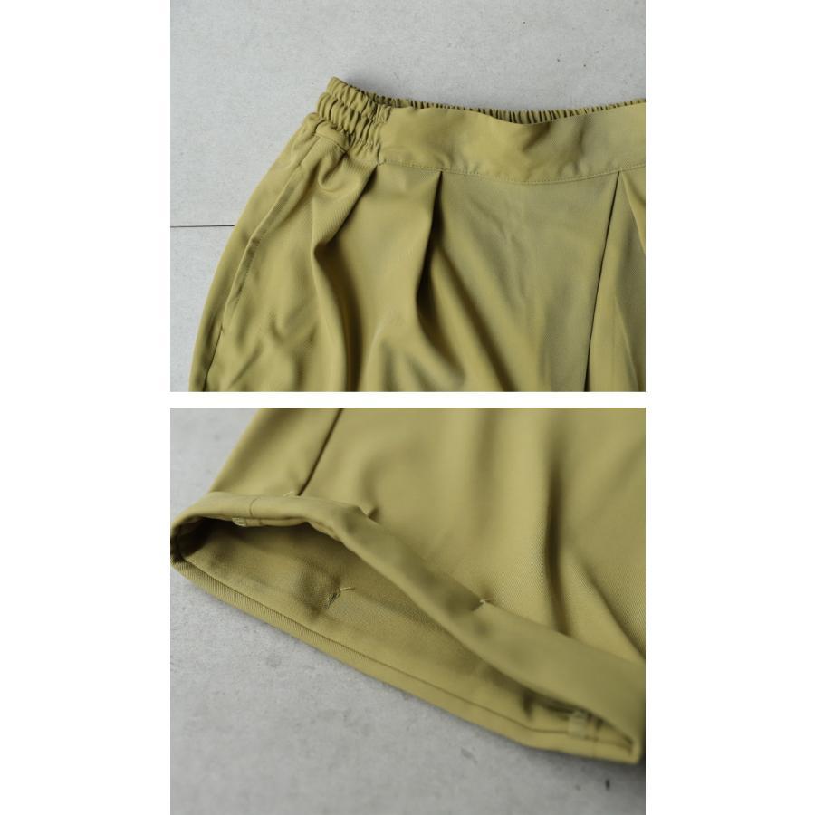 タックデザインパンツ パンツ レディース ボトムス ロング・再再販。メール便不可 antiqua 06