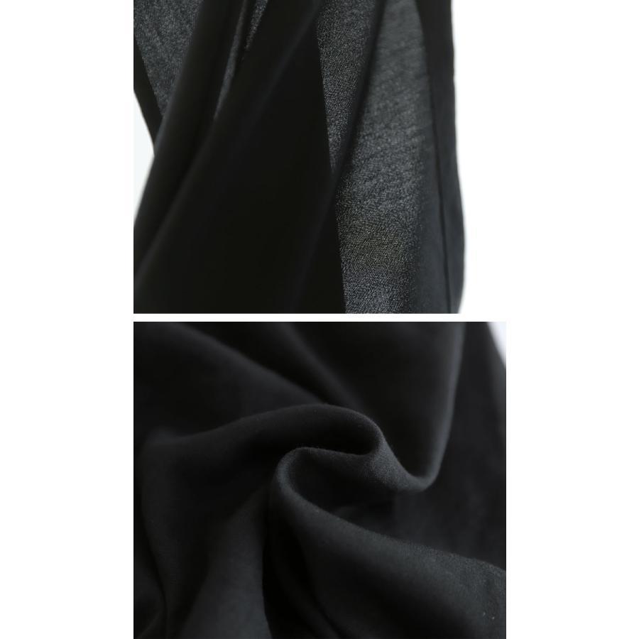 まるでスカートのような上品な佇まい。デザインワイドパンツ 送料無料・再再販。メール便不可 母の日|antiqua|10