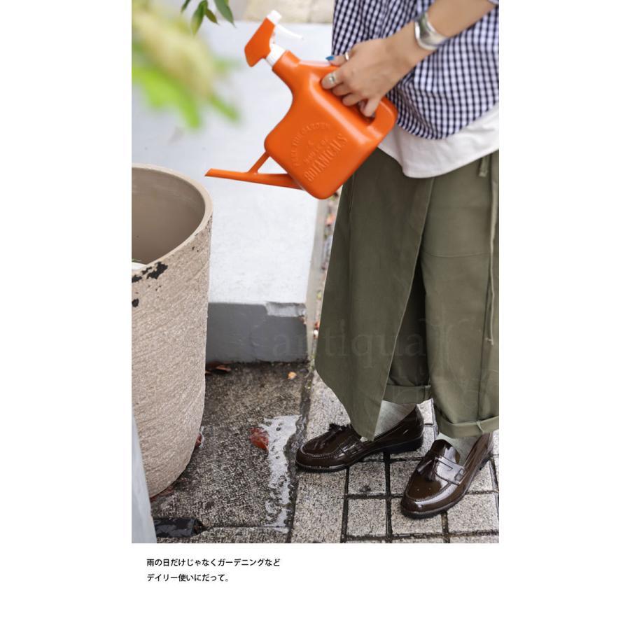 靴 シューズ レディース レイン 雨の日 履きやすい レインシューズ 送料無料・再販。メール便不可 母の日|antiqua|14