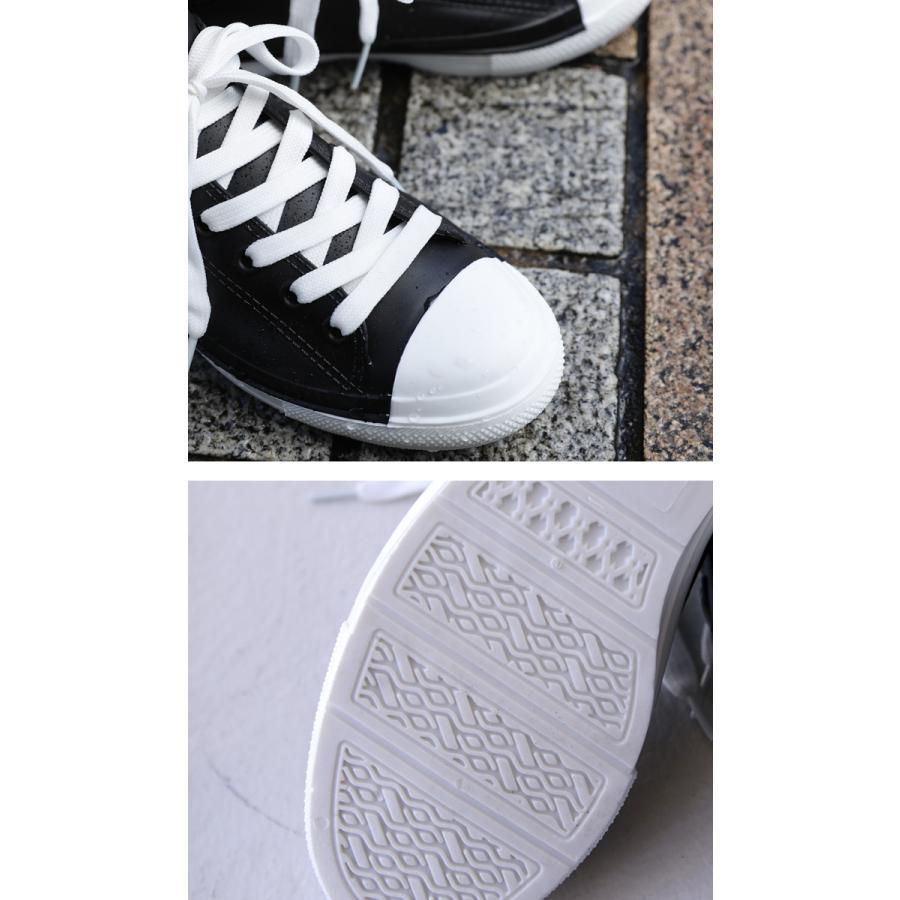 レインシューズ 靴 レディース シューズ スニーカー レイン 雨の日 防水・メール便不可 母の日|antiqua|06