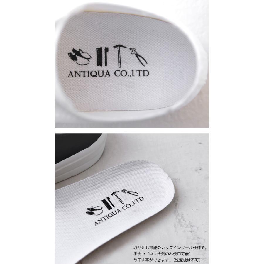 レインシューズ 靴 レディース シューズ スニーカー レイン 雨の日 防水・メール便不可 母の日|antiqua|07