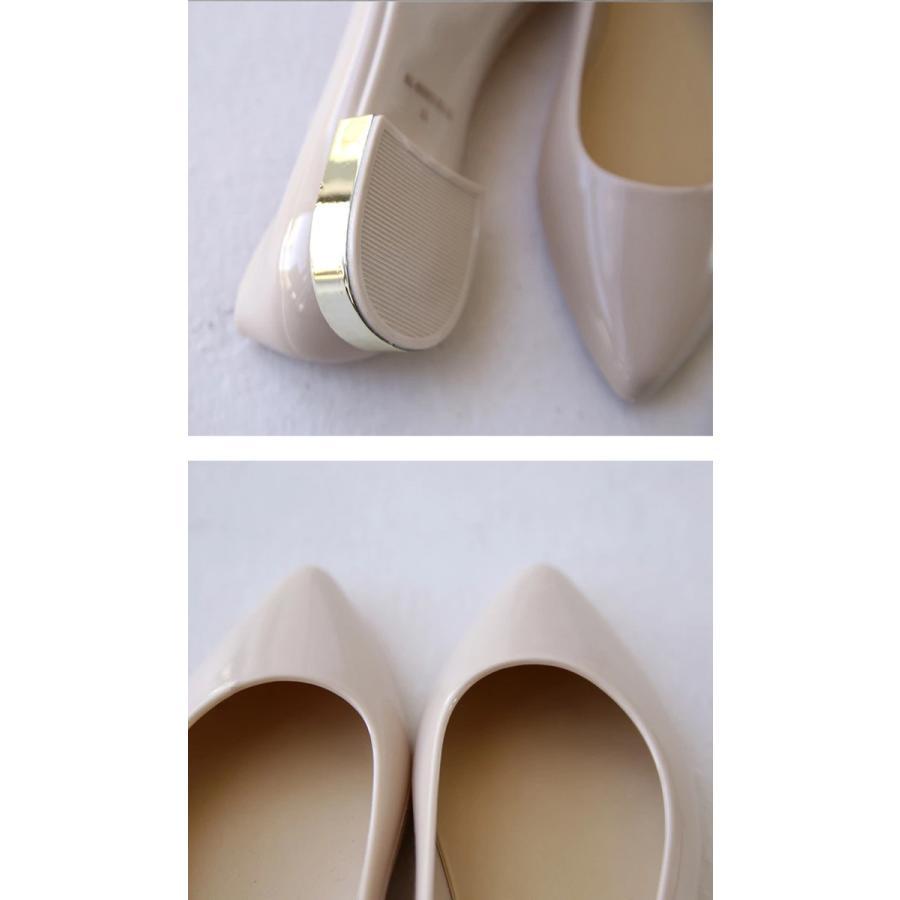 レインシューズ 靴 レディース シューズ パンプス レイン 雨の日 防水・メール便不可 母の日|antiqua|07