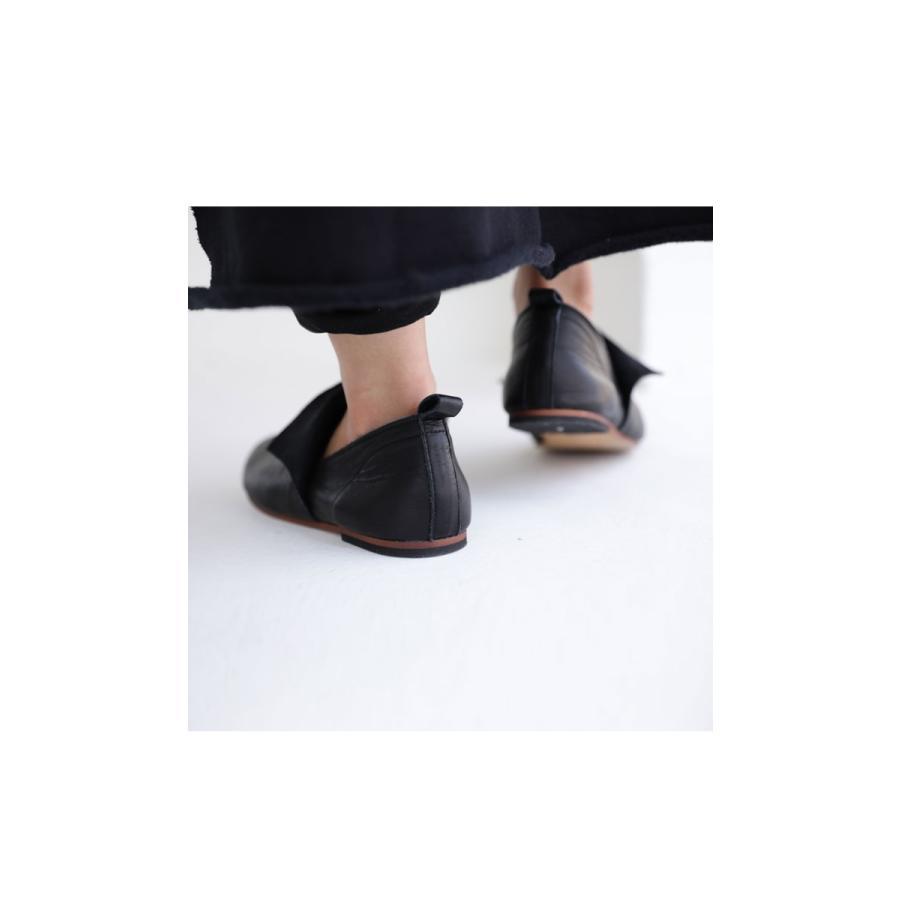 本革 日本製 フラットシューズ レディース 靴 送料無料・10月14日10時〜再再販。発送は10/15〜順次。メール便不可|antiqua|18