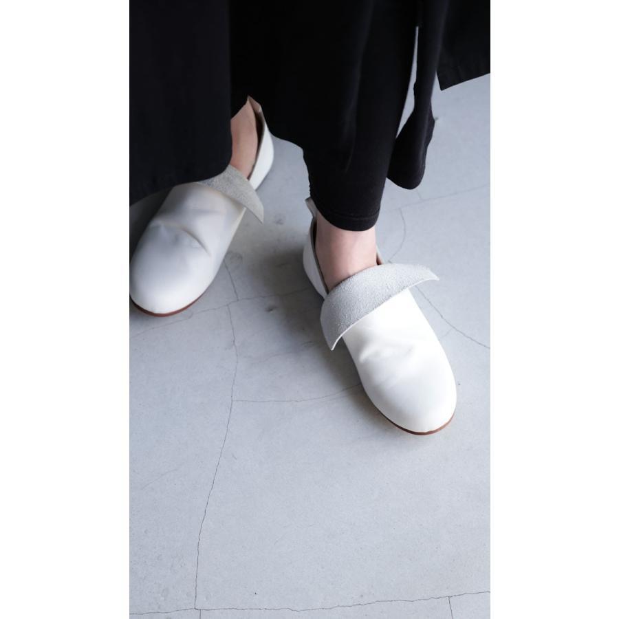 本革 日本製 フラットシューズ レディース 靴 送料無料・10月14日10時〜再再販。発送は10/15〜順次。メール便不可|antiqua|19
