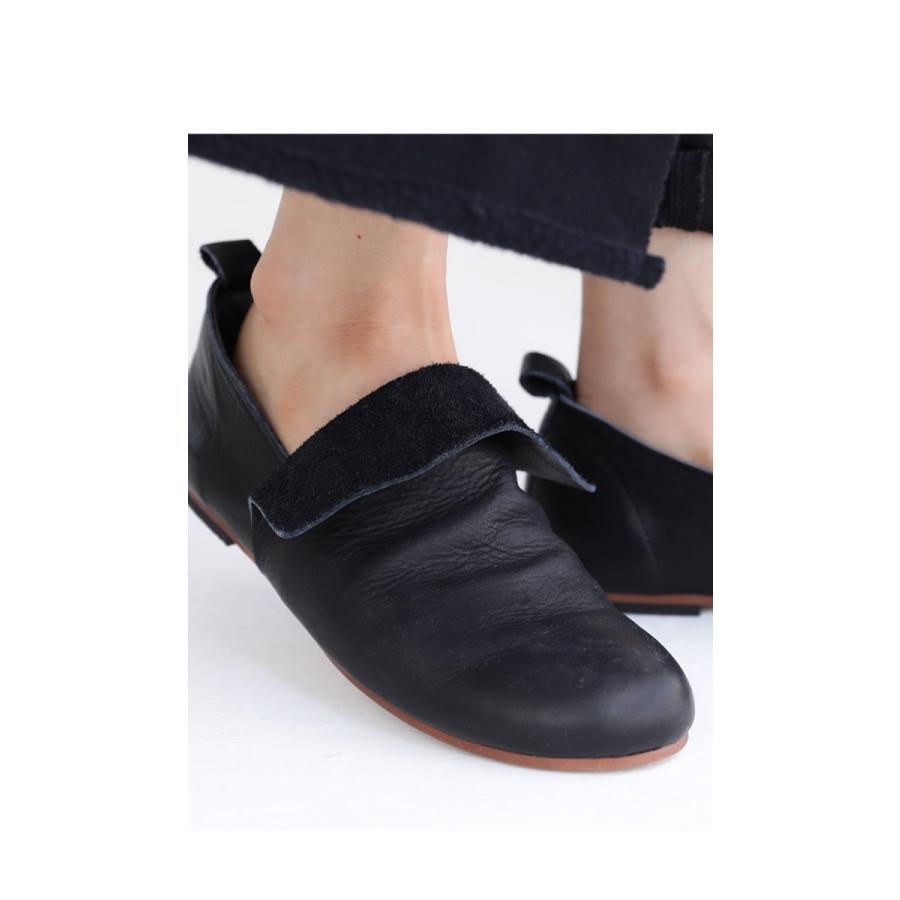 本革 日本製 フラットシューズ レディース 靴 送料無料・10月14日10時〜再再販。発送は10/15〜順次。メール便不可|antiqua|03
