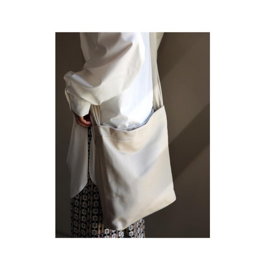 バッグ 鞄 レザー 本革 レディース トートバッグ 日本製 結びレザーバッグ・再再販。メール便不可 母の日|antiqua|14