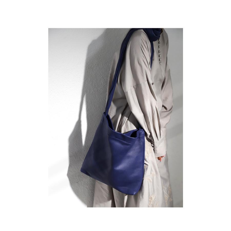 バッグ 鞄 レザー 本革 レディース トートバッグ 日本製 結びレザーバッグ・再再販。メール便不可 母の日|antiqua|06