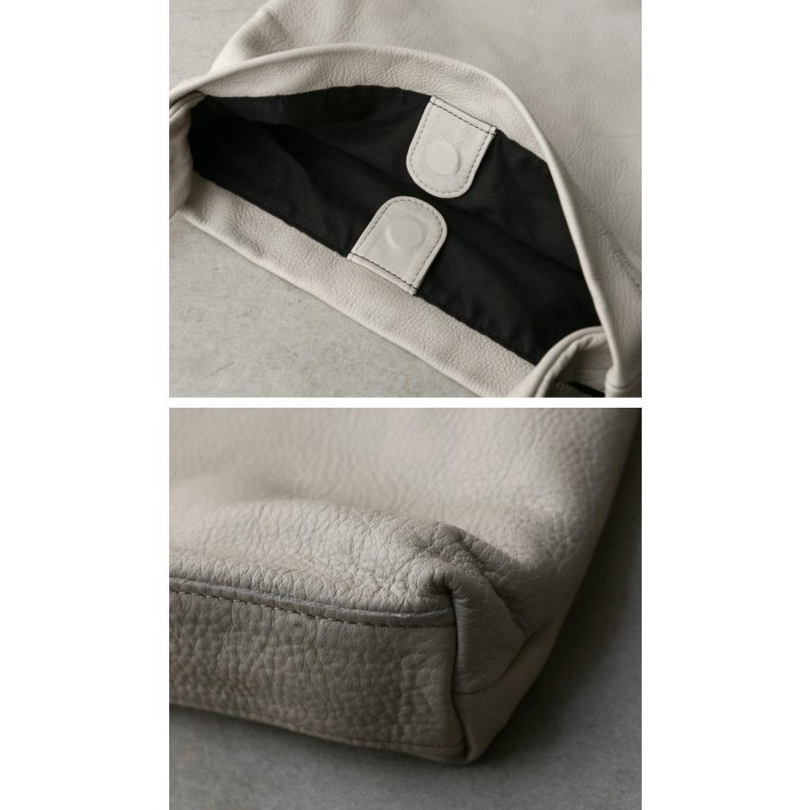 バッグ 鞄 レザー 本革 レディース トートバッグ 日本製 結びレザーバッグ・再再販。メール便不可 母の日|antiqua|08