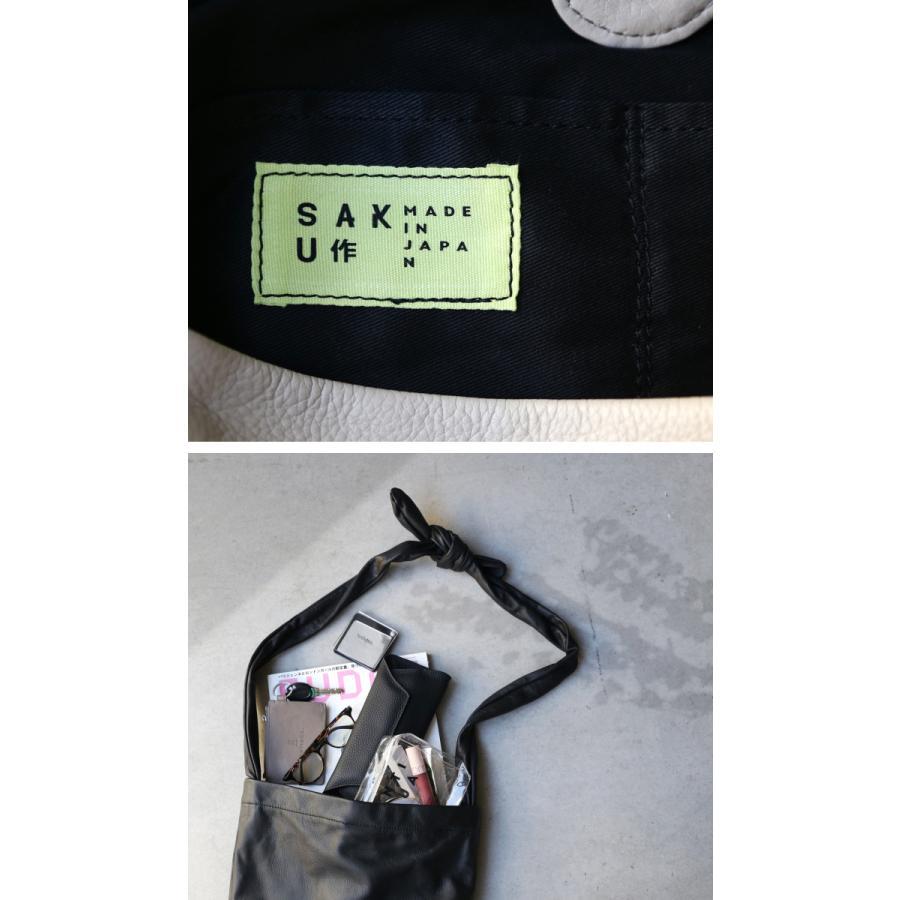 バッグ 鞄 レザー 本革 レディース トートバッグ 日本製 結びレザーバッグ・再再販。メール便不可 母の日|antiqua|10