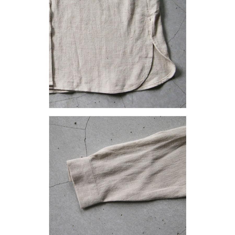 シャツ ワンピース キッズ 麻レーヨン 風合い・再再販。メール便不可TOY antiqua 12