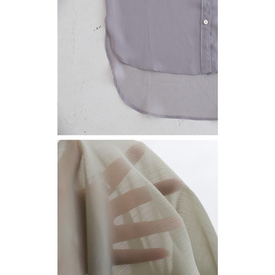 シアーシャツ シャツ キッズ トップス 長袖 ロング・再再販。メール便不可 TOY antiqua 12