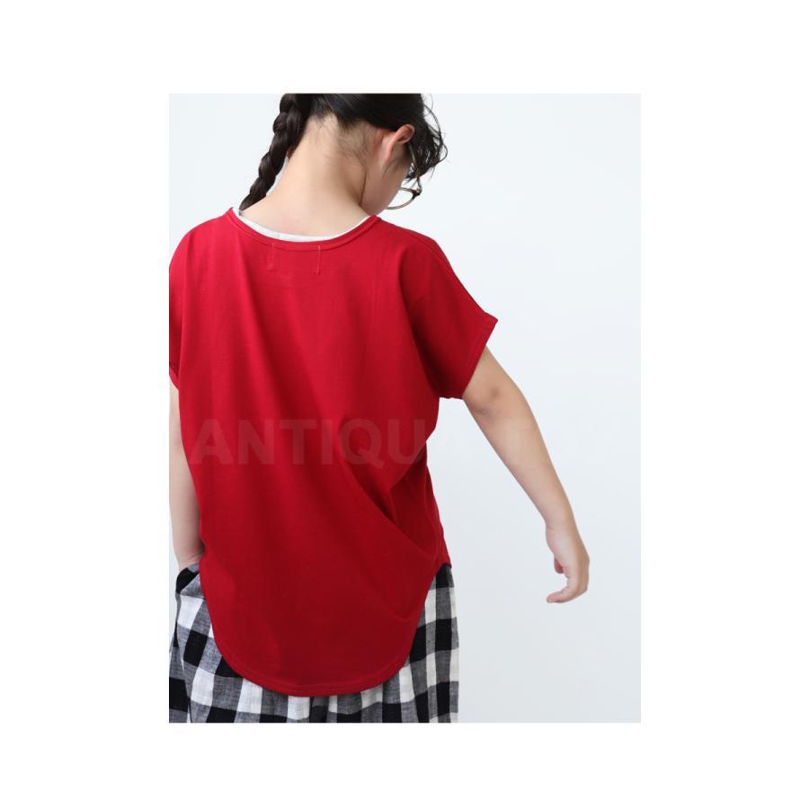 キッズ 子供服 男の子 女の子 カラー ダンス衣装 ドルマントップス ・3月30日0時〜再再販。100ptメール便可TOY|antiqua|12