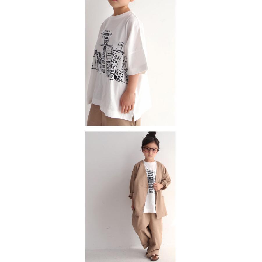 キッズ 子供服 トップス Tシャツ イラストT 半袖 アンティカ・3月10日0時〜再販。100ptメール便可 TOY|antiqua|11