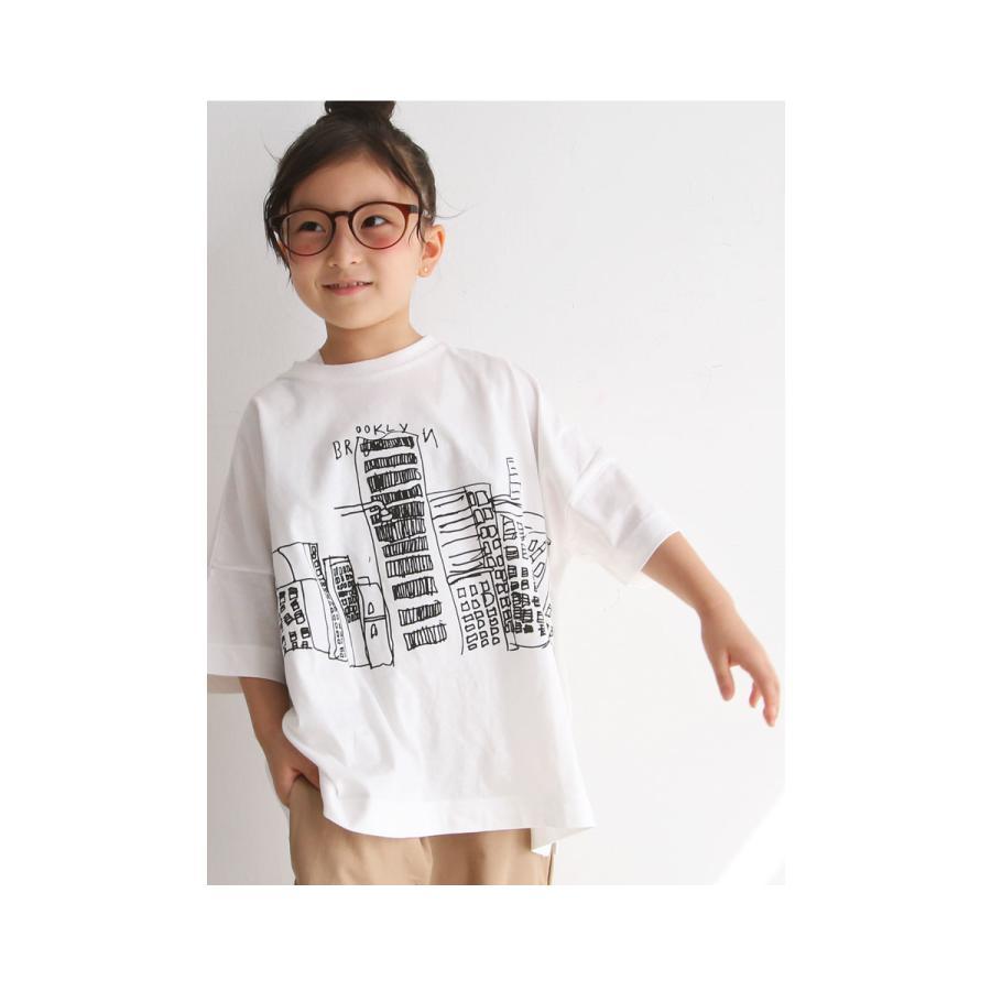キッズ 子供服 トップス Tシャツ イラストT 半袖 アンティカ・3月10日0時〜再販。100ptメール便可 TOY|antiqua|12