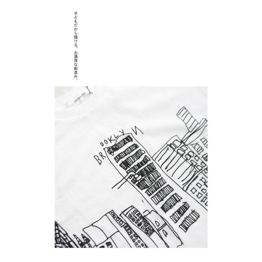 キッズ 子供服 トップス Tシャツ イラストT 半袖 アンティカ・3月10日0時〜再販。100ptメール便可 TOY|antiqua|13