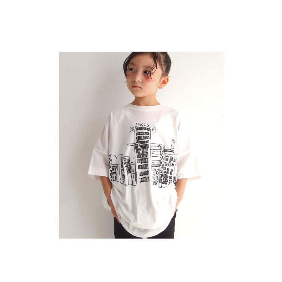 キッズ 子供服 トップス Tシャツ イラストT 半袖 アンティカ・3月10日0時〜再販。100ptメール便可 TOY|antiqua|14