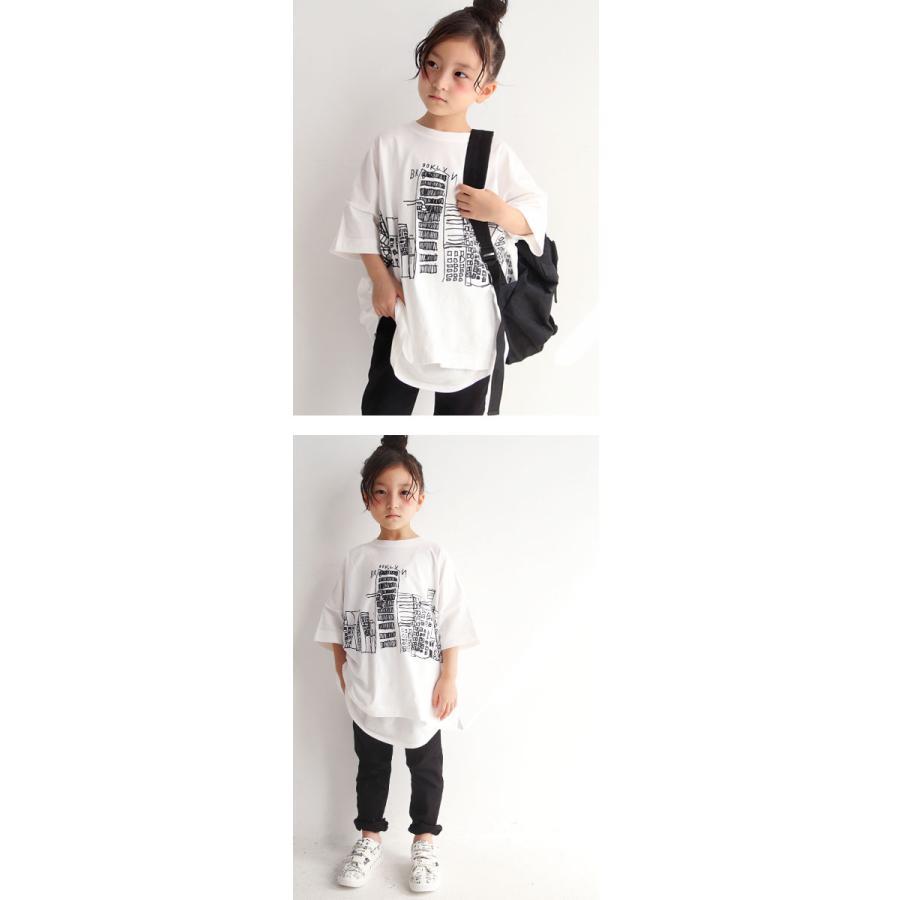 キッズ 子供服 トップス Tシャツ イラストT 半袖 アンティカ・3月10日0時〜再販。100ptメール便可 TOY|antiqua|16