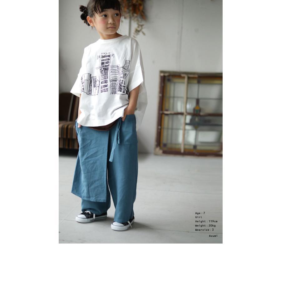 キッズ 子供服 トップス Tシャツ イラストT 半袖 アンティカ・3月10日0時〜再販。100ptメール便可 TOY|antiqua|04