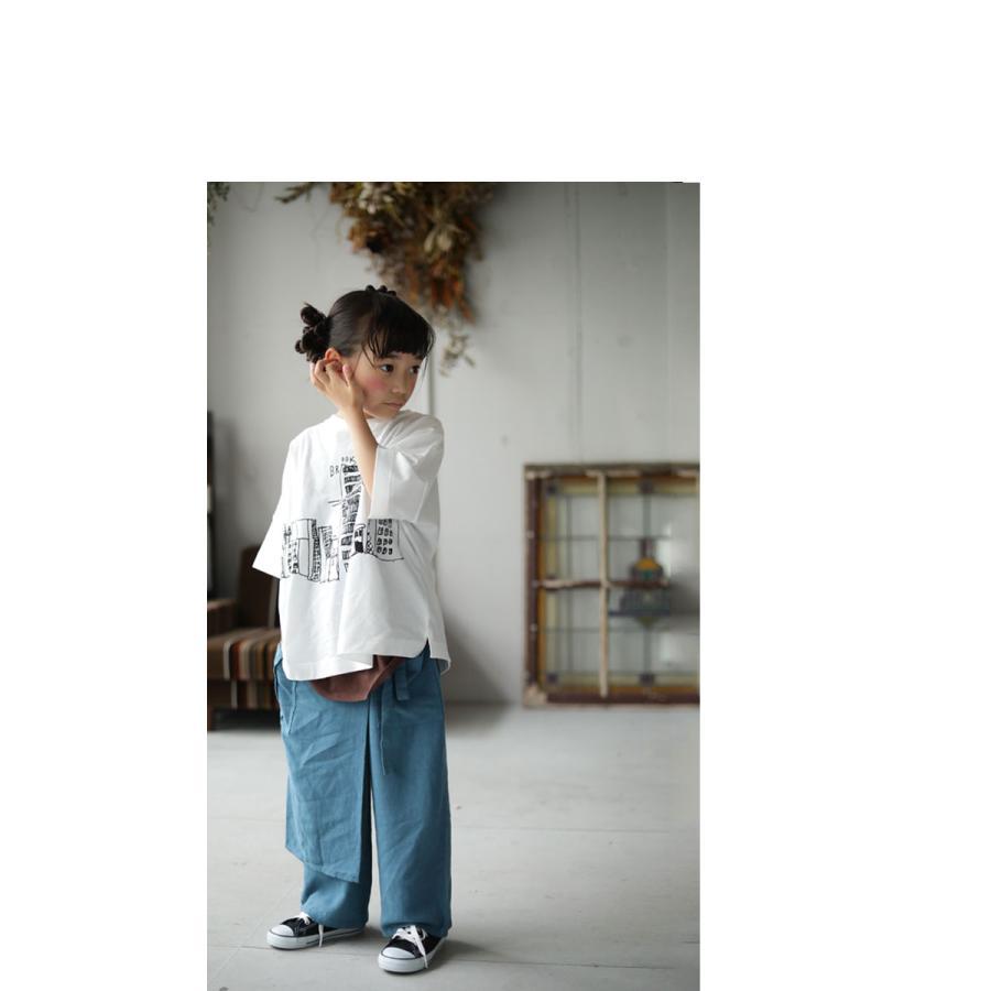 キッズ 子供服 トップス Tシャツ イラストT 半袖 アンティカ・3月10日0時〜再販。100ptメール便可 TOY|antiqua|10