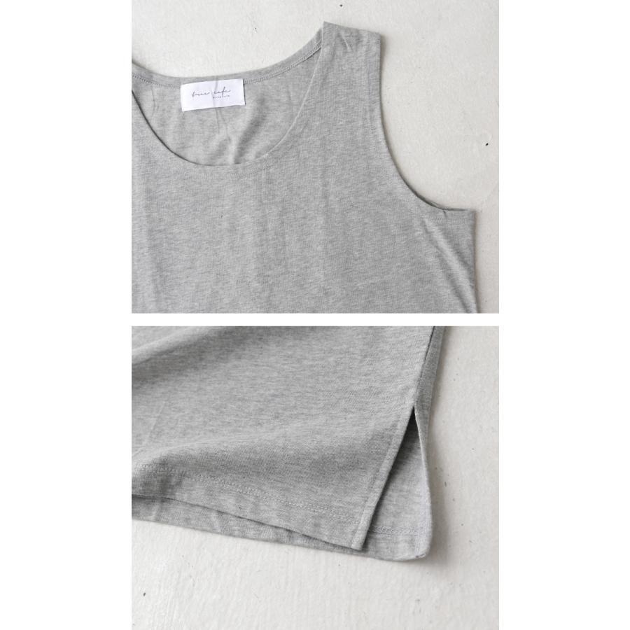 タンクトップ メンズ タンク 綿 綿100 コットン トップス シンプル・5月15日0時〜再再販。2新色追加 100ptメール便可|antiqua|13