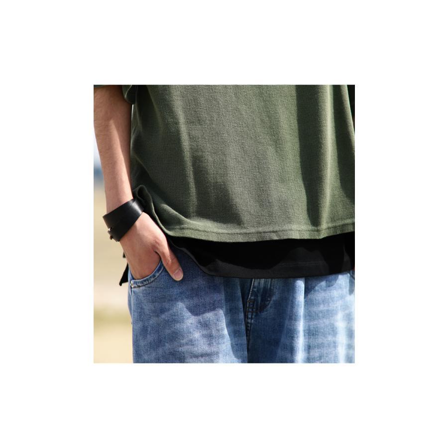 タンクトップ メンズ タンク 綿 綿100 コットン トップス シンプル・5月15日0時〜再再販。2新色追加 100ptメール便可|antiqua|15
