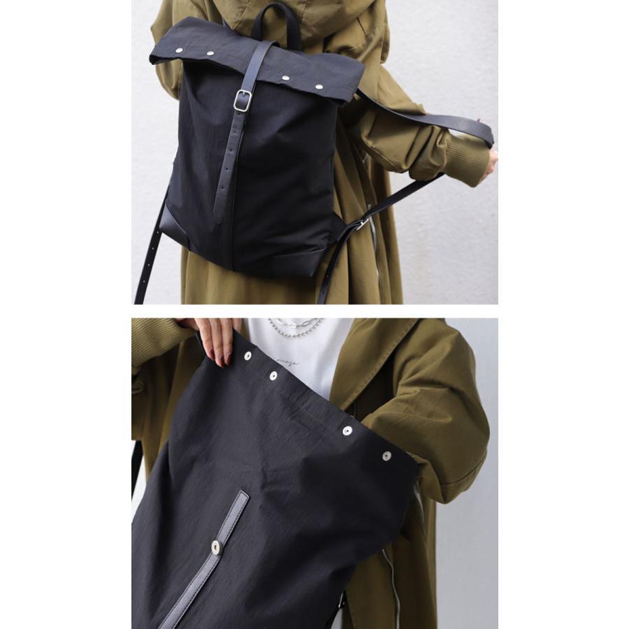 バッグ 鞄 リュック バックパック BAG ベルト 大容量 ヴィンテージデザインバッグ 送料無料・4月25日0時〜再再販。メール便不可 母の日|antiqua|13