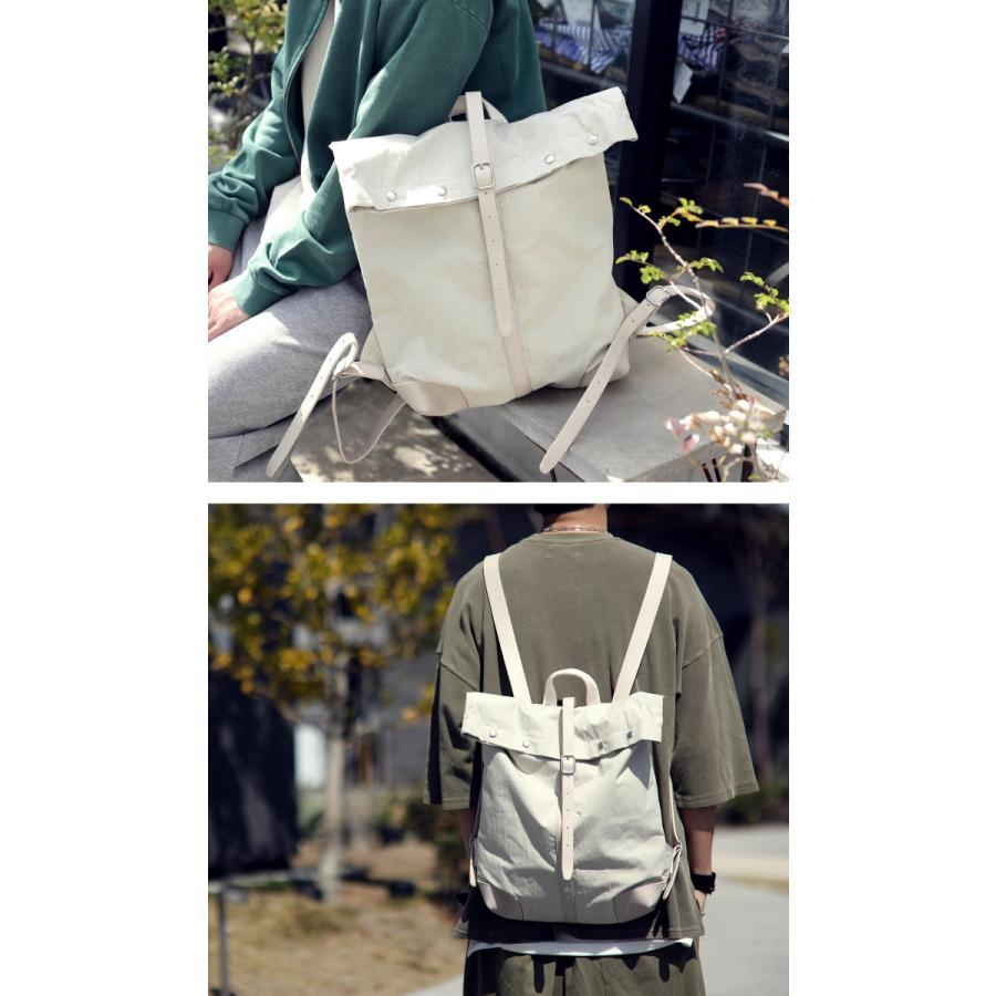 バッグ 鞄 リュック バックパック BAG ベルト 大容量 ヴィンテージデザインバッグ 送料無料・4月25日0時〜再再販。メール便不可 母の日|antiqua|05